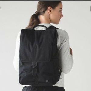 Luluelemon Urbanite Backpack Travel Bag Commute